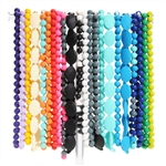 Chewbeads Available in 23 colors and 6 different styles